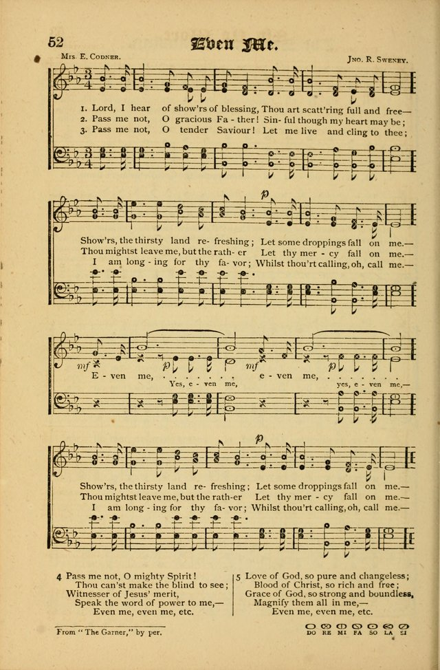 The Revival Wave: A Book of Revival Hymns and Music page 52