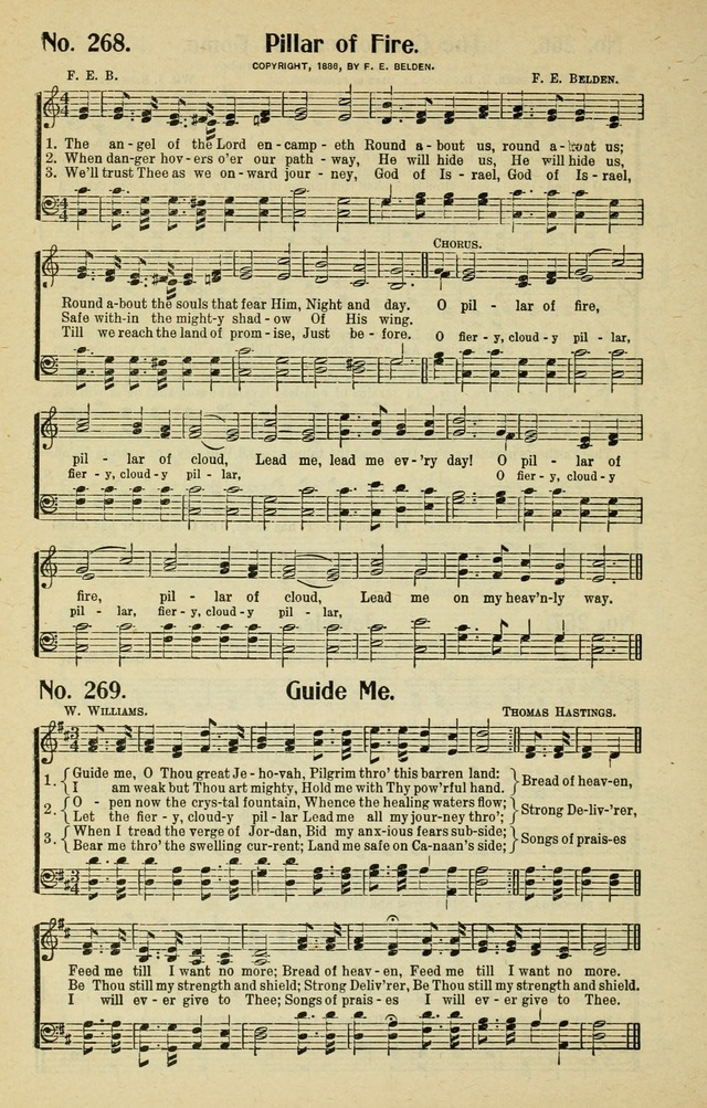 Songs for the King's Business 268  The angel of the Lord