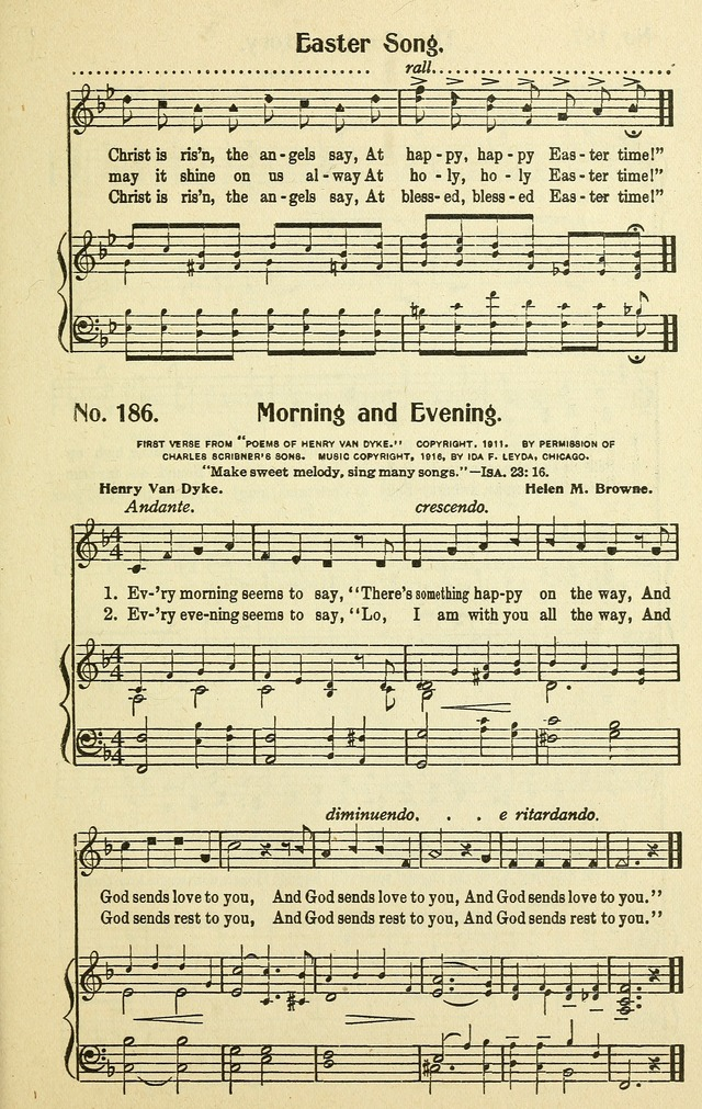 Songs for the Sunday School page 171