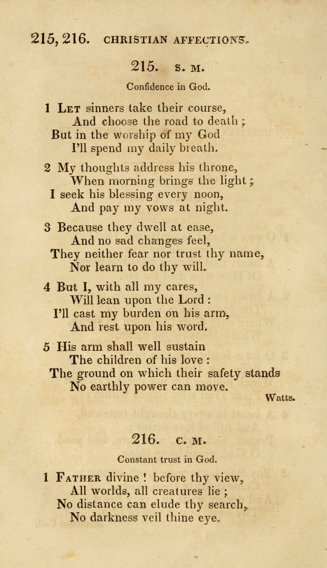 The Springfield Collection of Hymns for Sacred Worship page 167