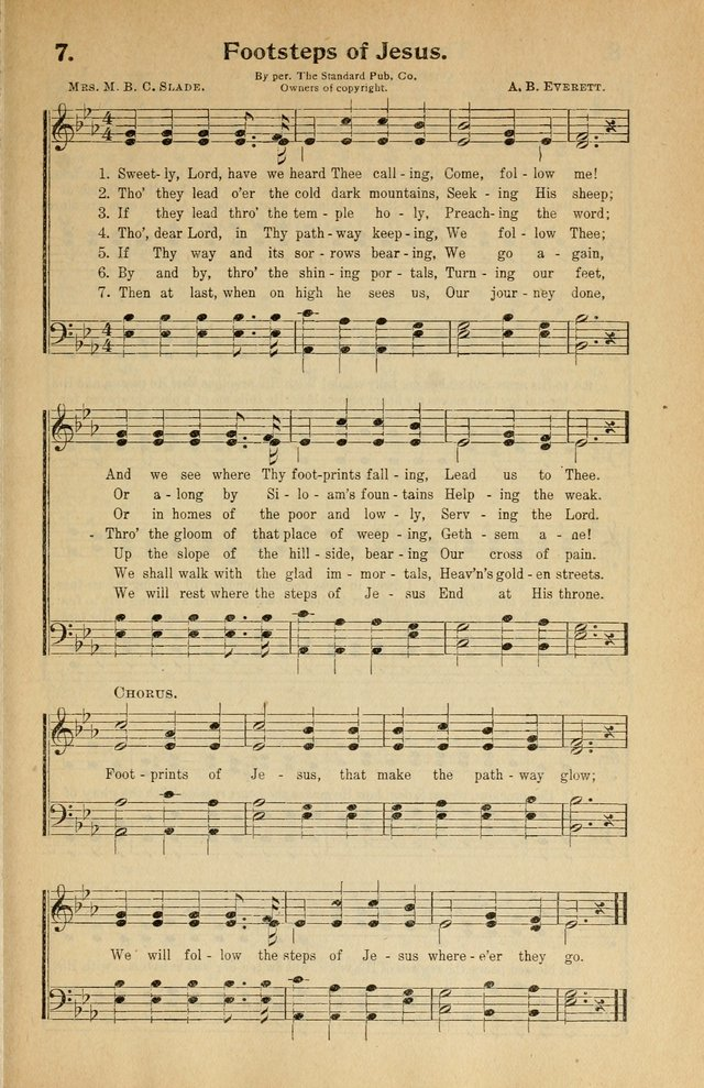 Songs of Evangelism: for revival and evangelistic services; Bible schools, young people