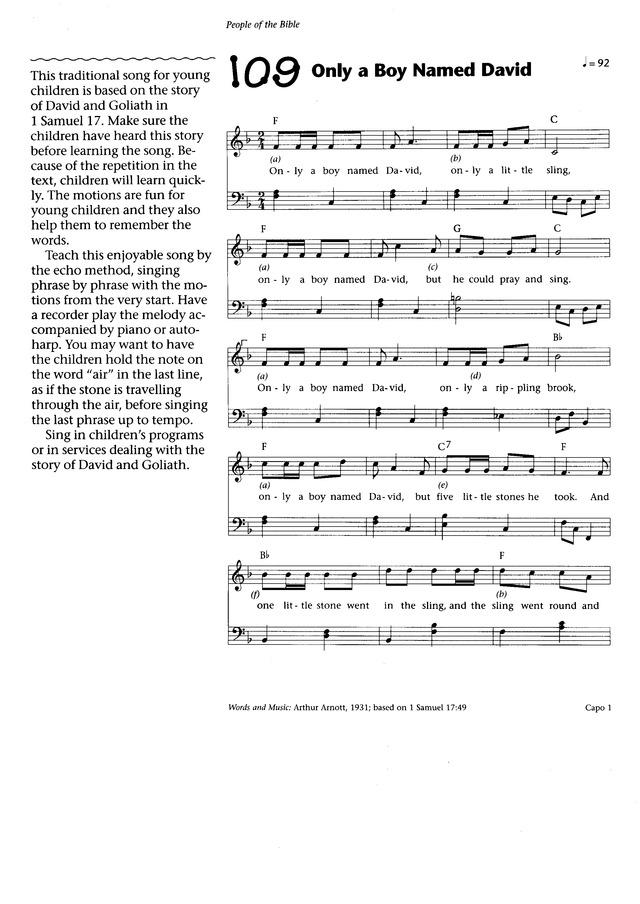 Only A Boy Named David Sheet Music - zoegoesrunningfilm.com