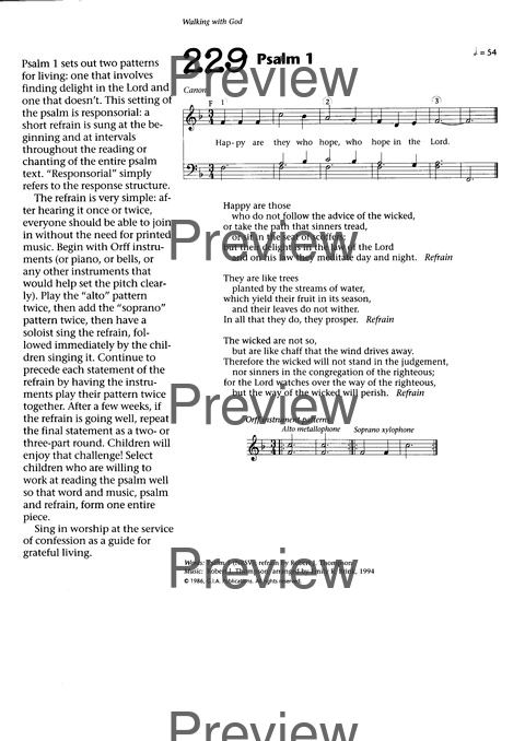 Songs for Life page 273