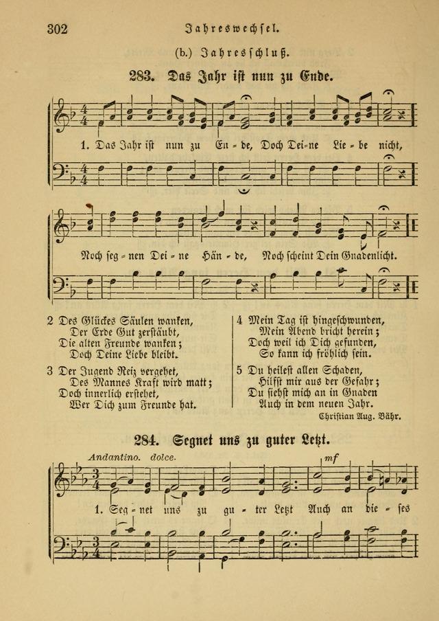 Gib niemals christliche Liedtexte auf