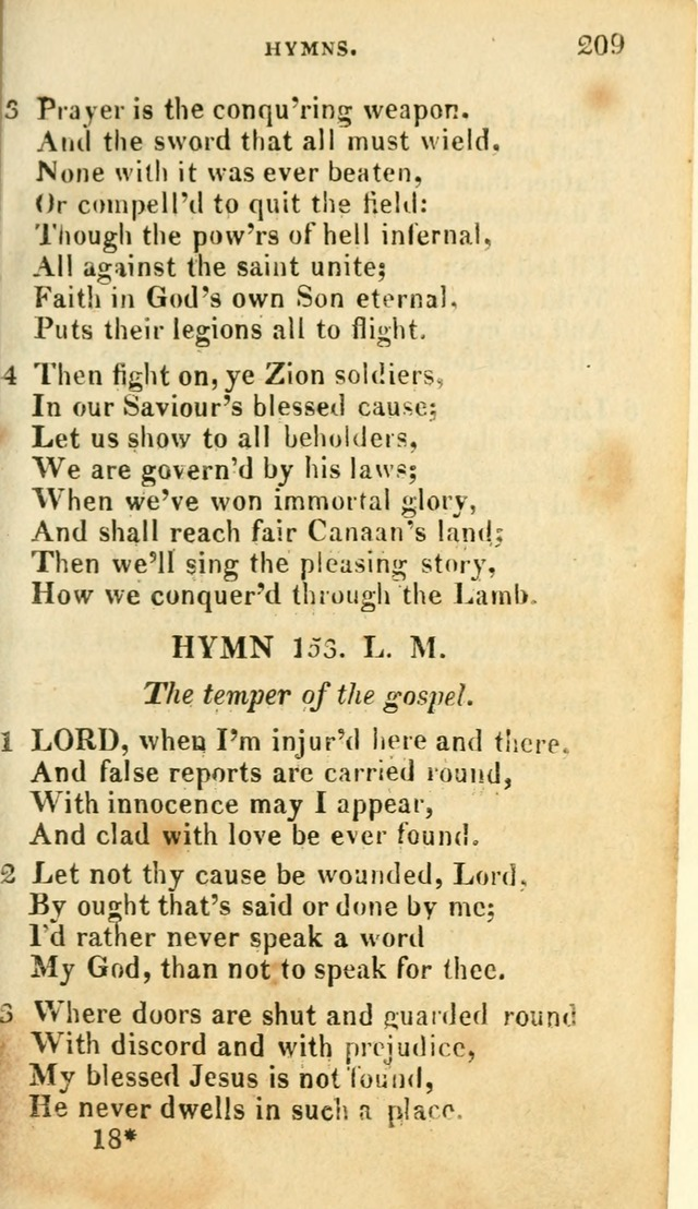 A Selection of Hymns, from the Best Authors page 217