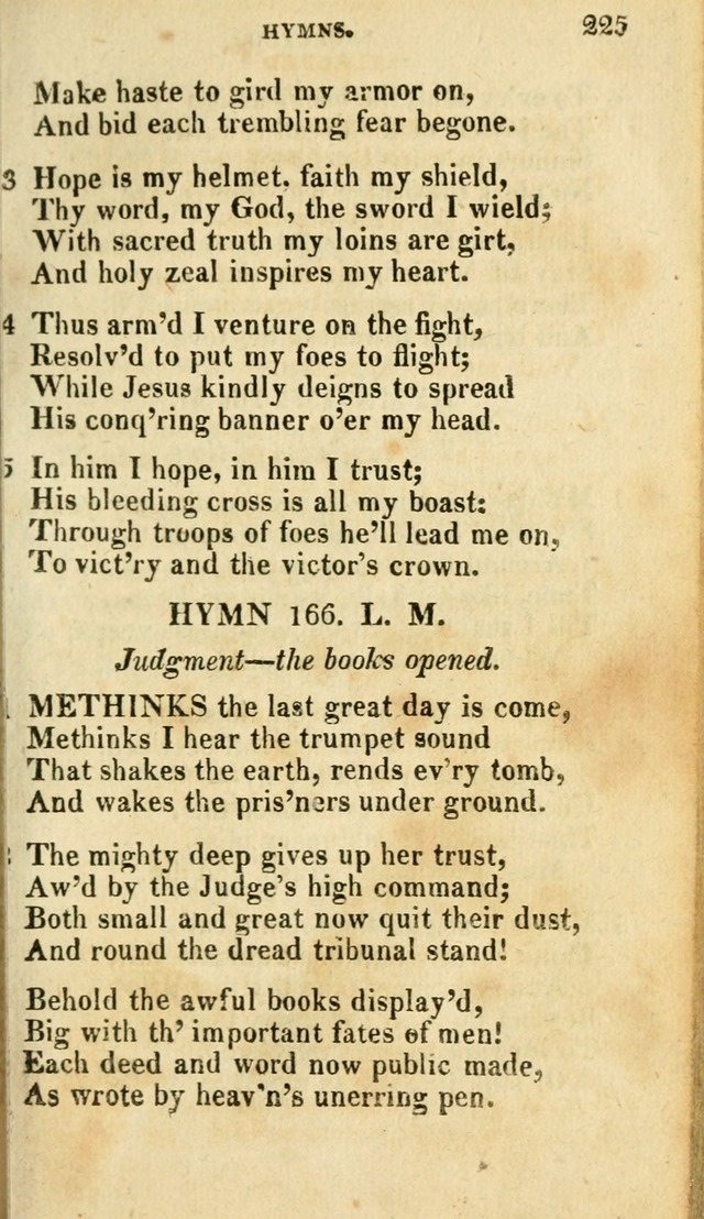 A Selection of Hymns, from the Best Authors page 233