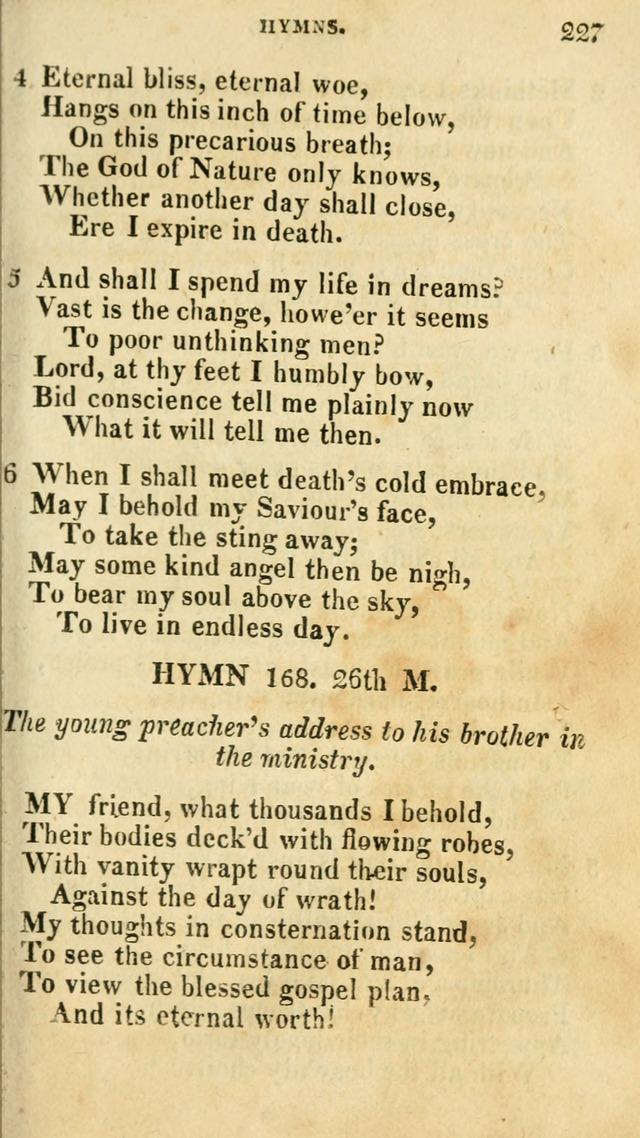 A Selection of Hymns, from the Best Authors page 235