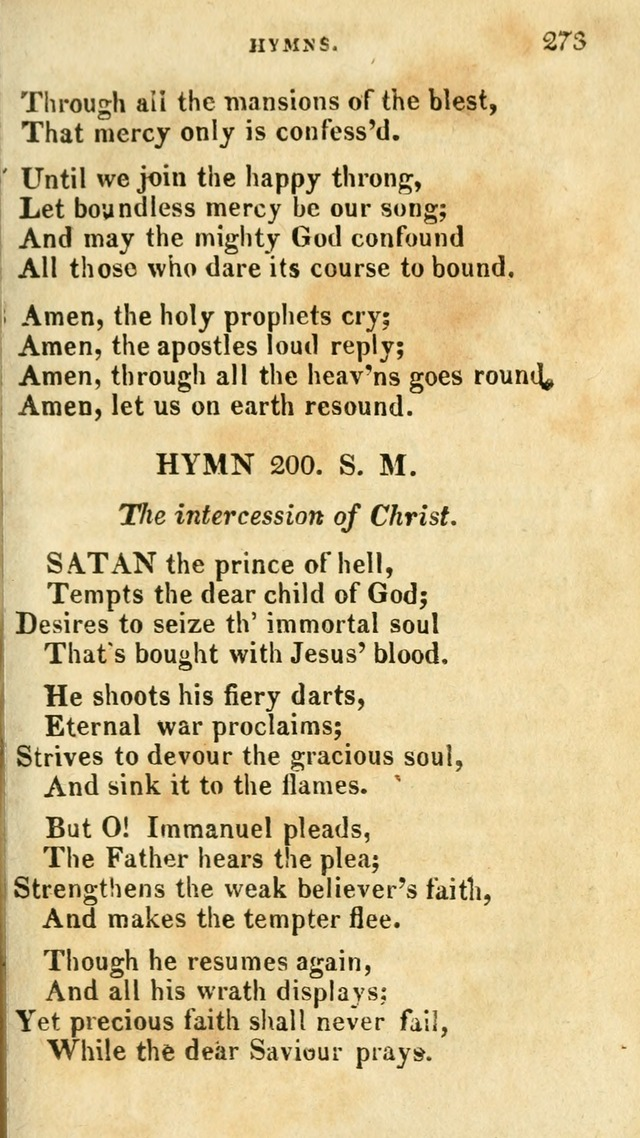 A Selection of Hymns, from the Best Authors page 281
