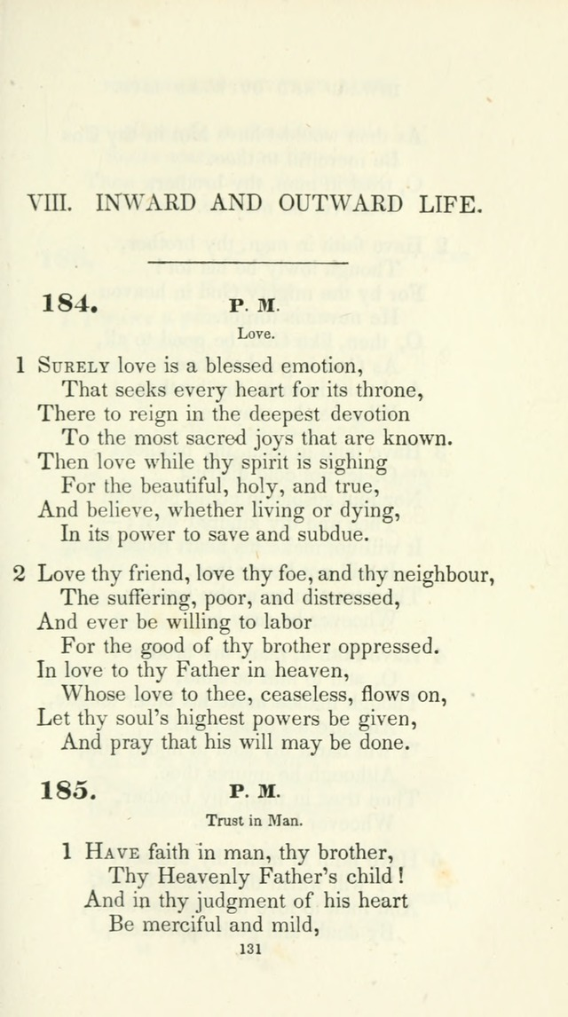 The School Hymn-Book: for normal, high, and grammar schools page 131