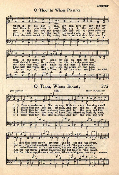 The Service Hymnal: Compiled for general use in all religious services of the Church, School and Home page 230