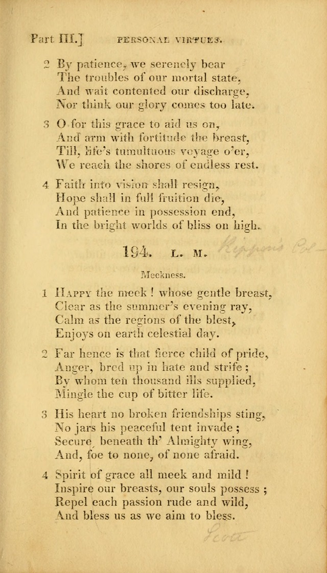 A Selection of Hymns and Psalms for Social and Private Worship (2nd ed. Enl. and Imp.) page 163