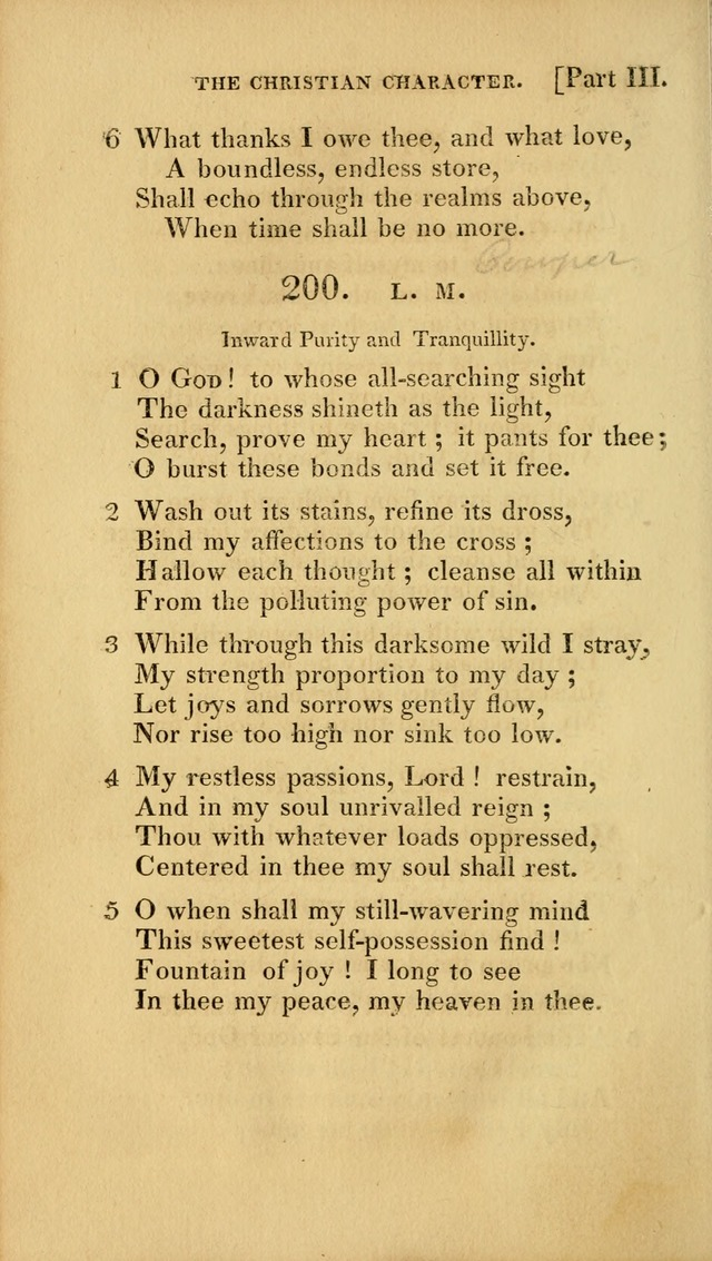 A Selection of Hymns and Psalms for Social and Private Worship (2nd ed. Enl. and Imp.) page 168