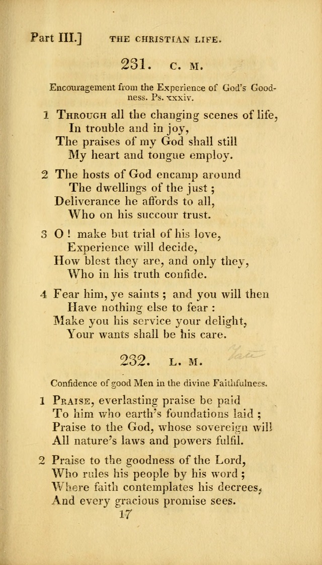 A Selection of Hymns and Psalms for Social and Private Worship (2nd ed. Enl. and Imp.) page 193