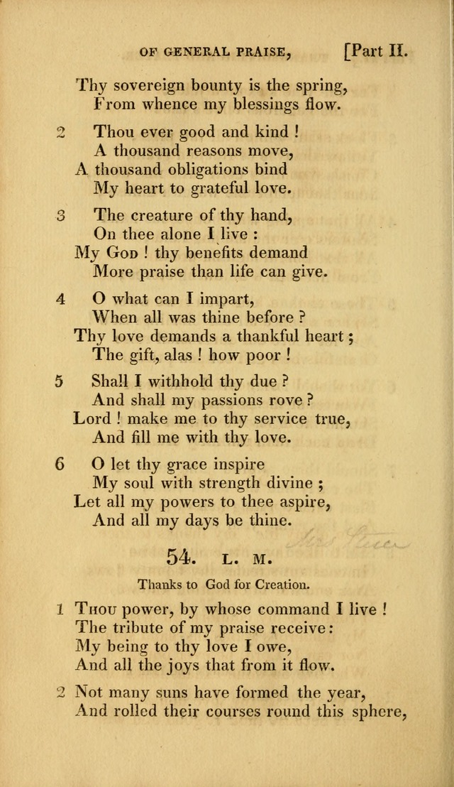A Selection of Hymns and Psalms for Social and Private Worship (2nd ed. Enl. and Imp.) page 46