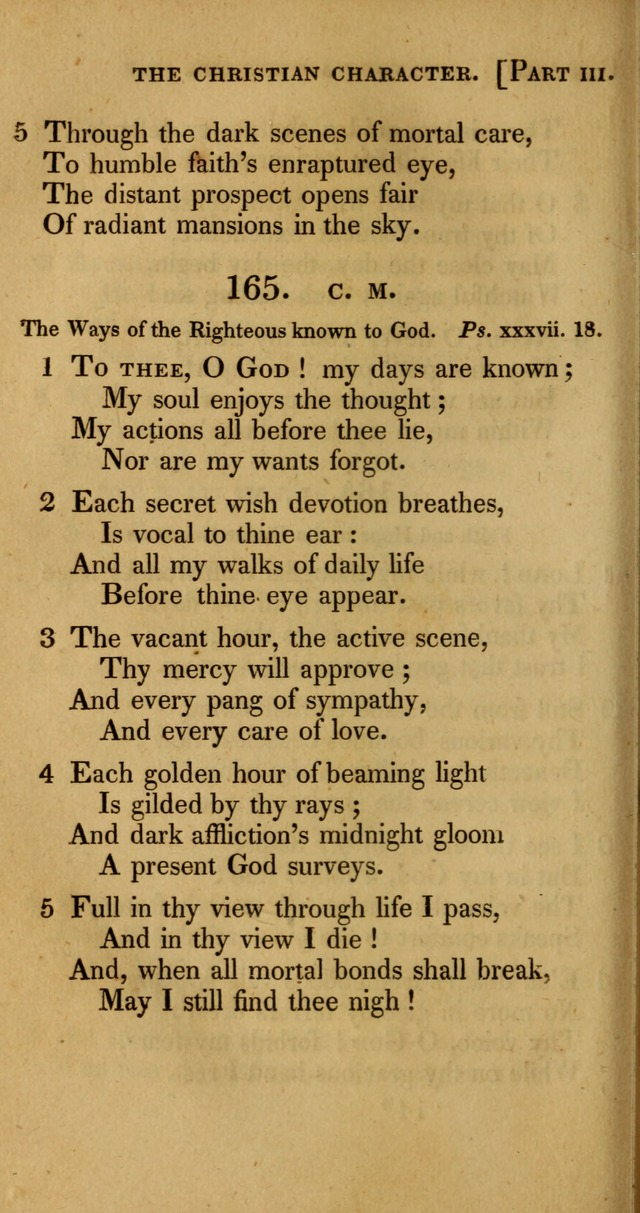 A Selection of Hymns and Psalms for Social and Private Worship (6th ed.) page 144