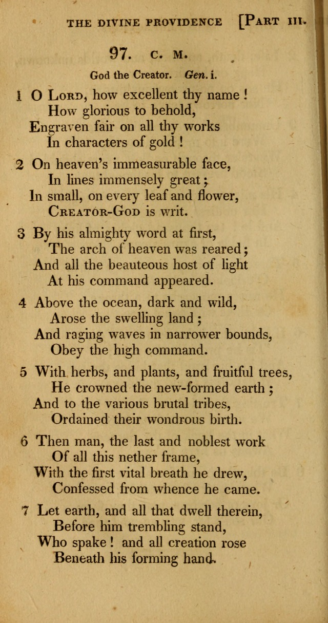 A Selection of Hymns and Psalms for Social and Private Worship (6th ed.) page 84