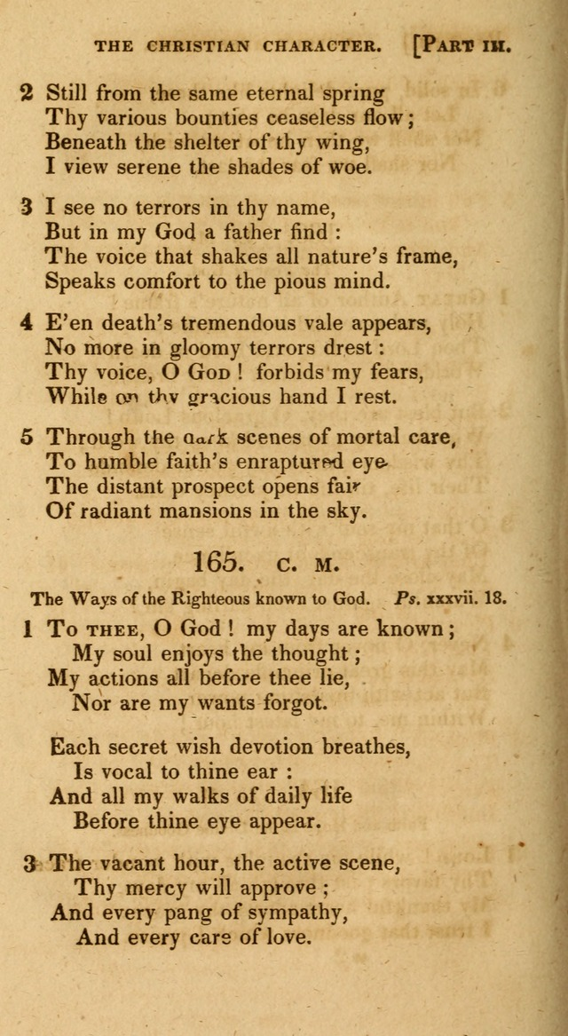 A Selection of Hymns and Psalms, for Social and Private Worship. (11th ed.) page 135