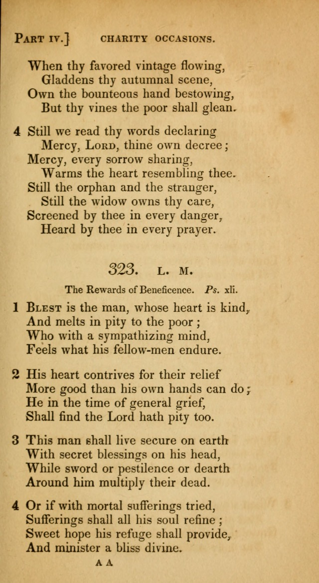 A Selection of Hymns and Psalms, for Social and Private Worship. (11th ed.) page 258