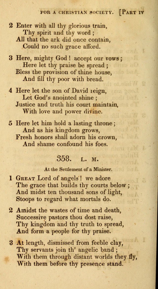 A Selection of Hymns and Psalms, for Social and Private Worship. (11th ed.) page 287
