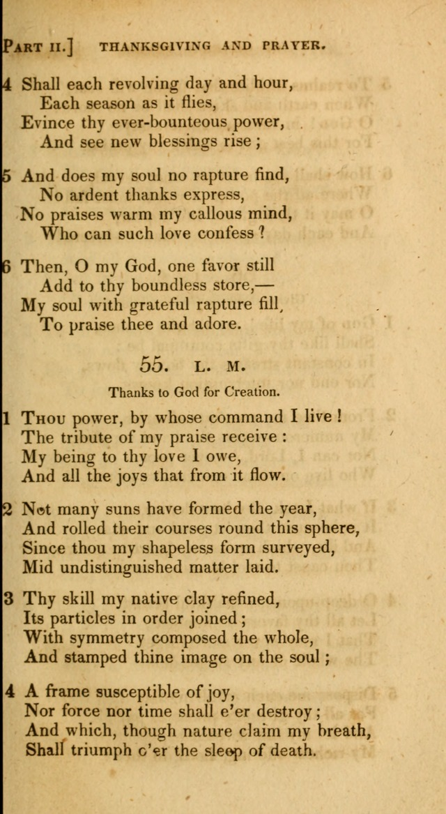 A Selection of Hymns and Psalms, for Social and Private Worship. (11th ed.) page 44