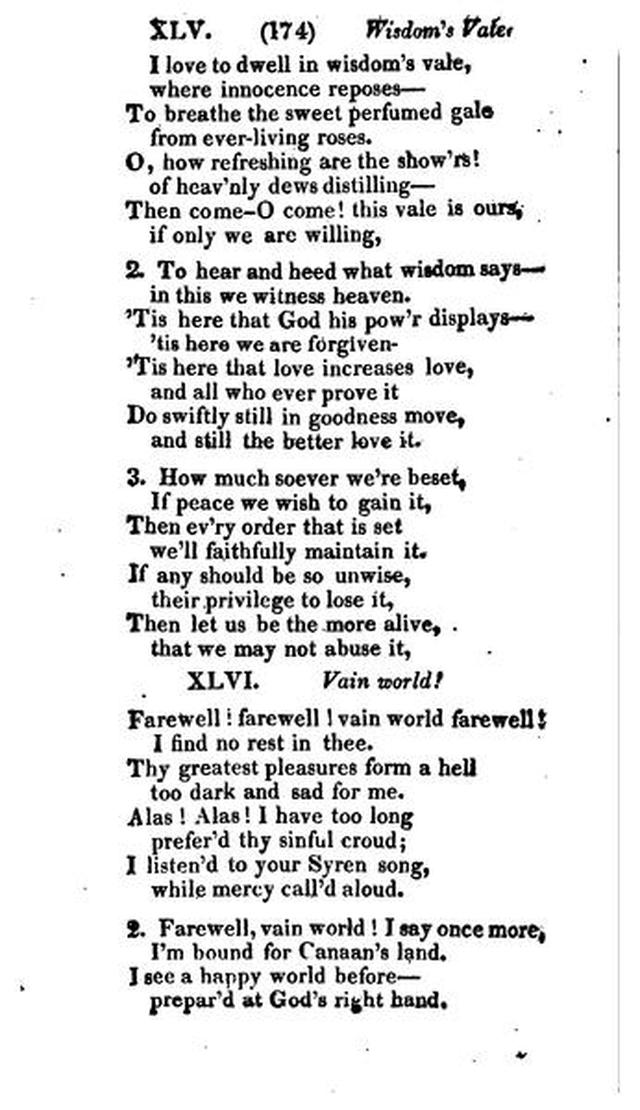 A Selection of Hymns and Poems, for the Use of Believers