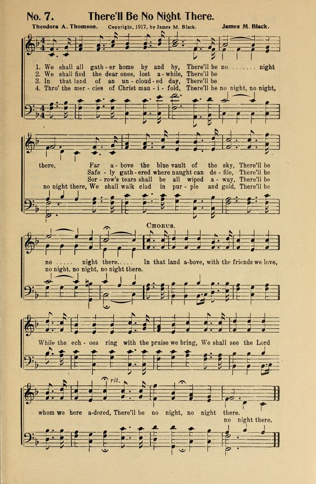 Songs of Help: for the Sunday school, evangelistic and church services page 7
