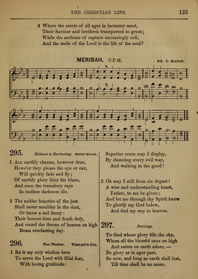 Social Hymns and Tunes, for the Conference and Prayer Meeting, and the Home with services and prayers page 121