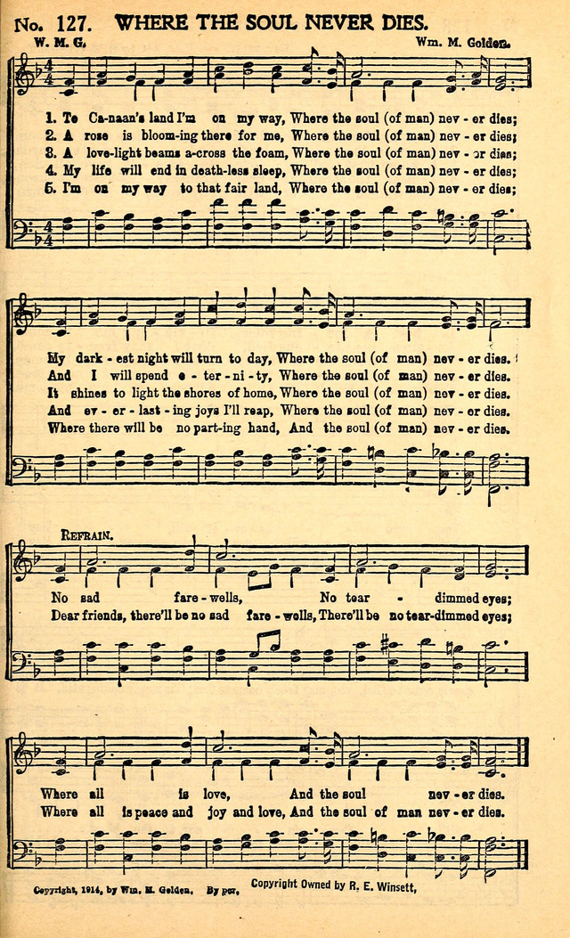 To Canaan's land I'm on my way | Hymnary.org