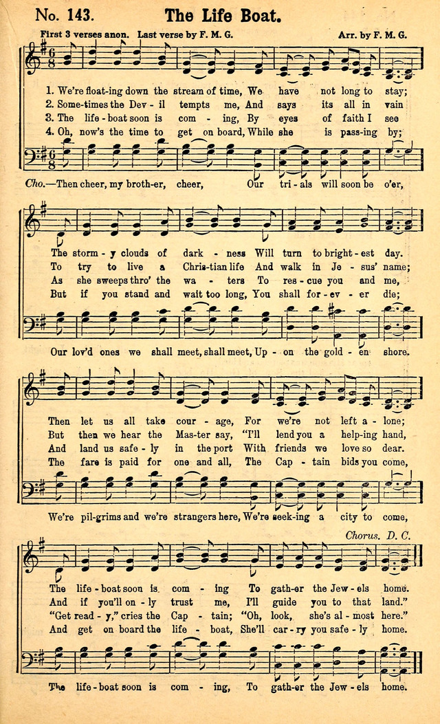 The Lifeboat Hymnary