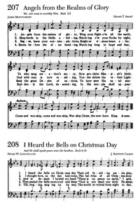 I Heard The Bells On Christmas Day Lyrics.I Heard The Bells On Christmas Day Hymnary Org
