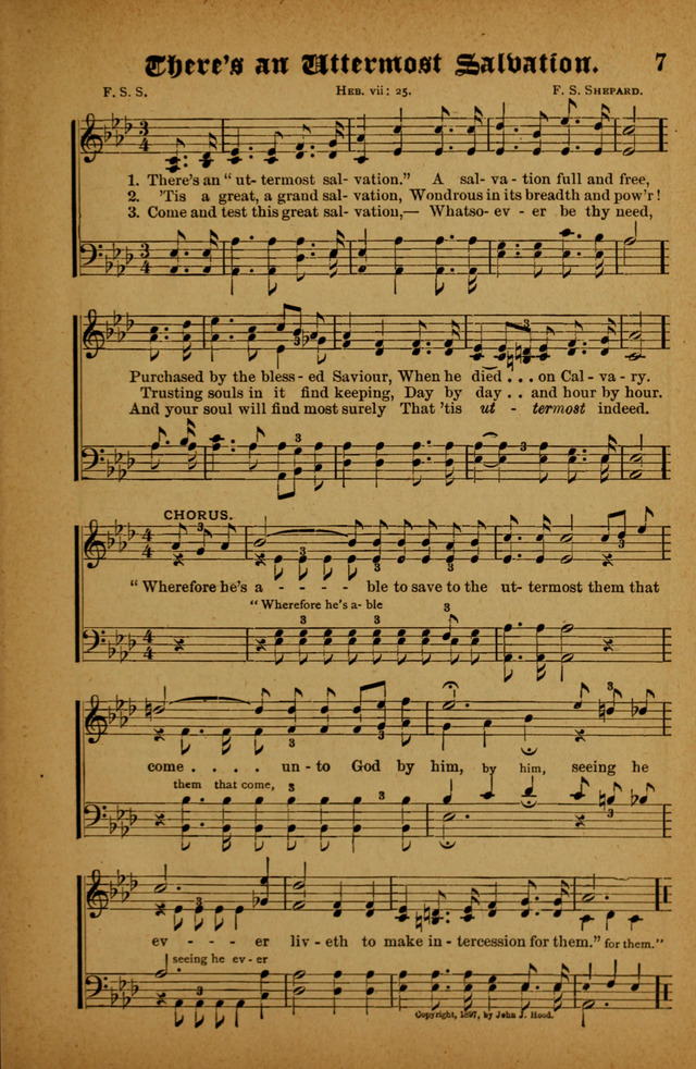 Songs of Love and Praise No. 4 page 5