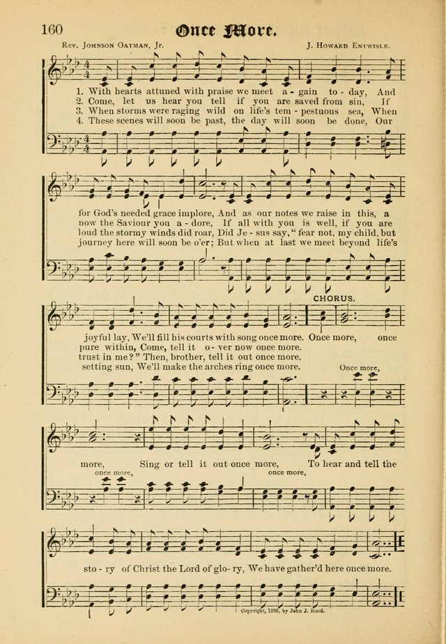 Songs of Love and Praise No. 5: for use in meetings for Christian worship or work page 148