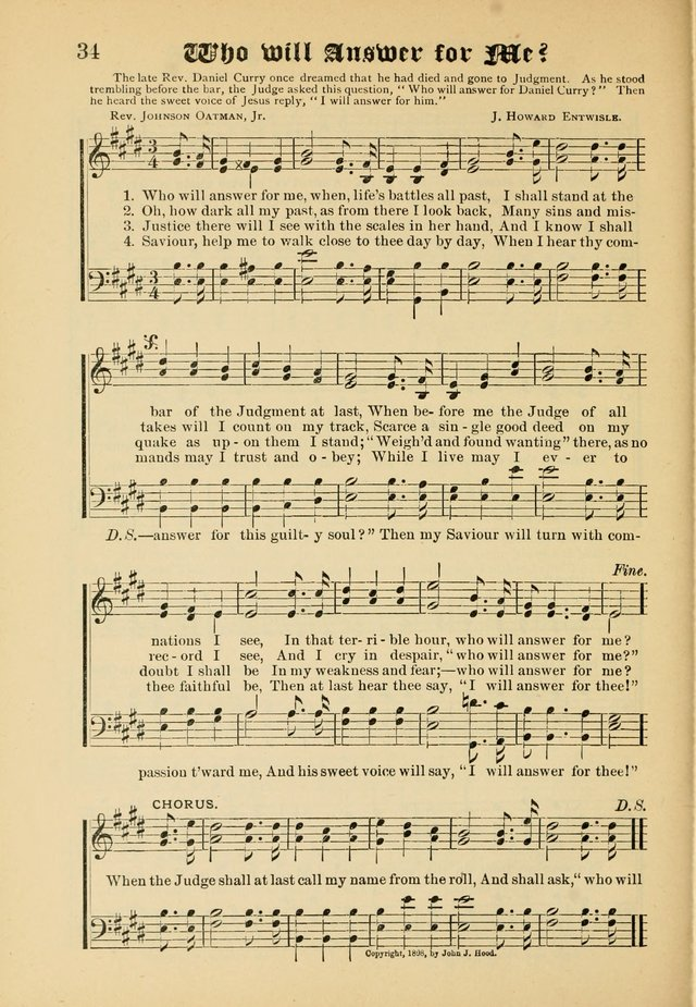 Songs of Love and Praise No. 5: for use in meetings for Christian worship or work page 32