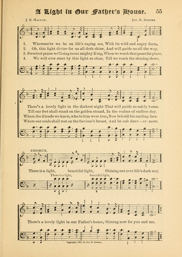 Songs of Love and Praise No. 5: for use in meetings for Christian worship or work page 47