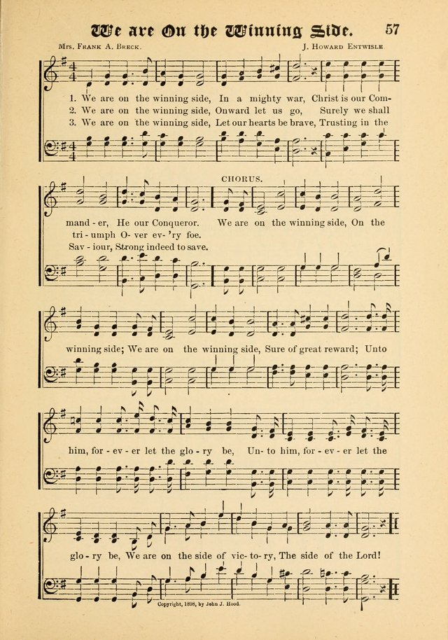 Songs of Love and Praise No. 5: for use in meetings for Christian worship or work page 49