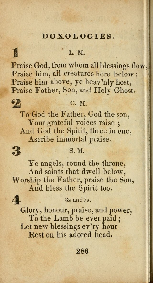 Lyric praise god from whom all blessings flow lyrics : Sacred lyrics, or Select hymns: particularly adapted to revivals ...