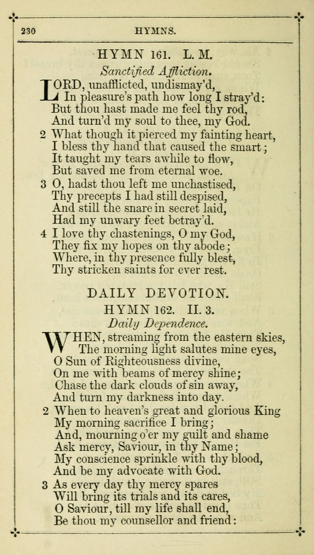 Selections from the Psalms of David in Metre: with hymns suited to the feasts and fasts of the church, and other occasions of public worship page 232