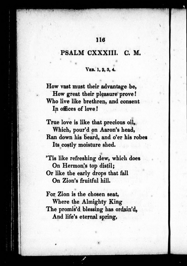 A Selection of Psalms, Hymns and Anthems, for every Sunday and principal festival throughout the year. for the use of congregations in the dioceses Quebec and Toronto. page 113