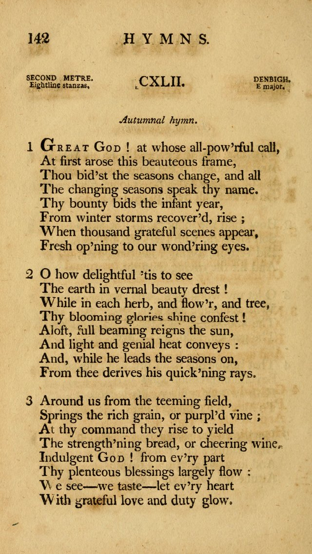 A Selection of Psalms and Hymns, Embracing all the Varieties of Subjects page 296