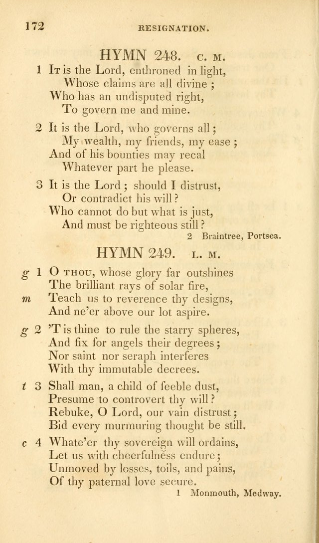Sacred Poetry and Music Reconciled; or a Collection of Hymns, Original and Compiled page 177