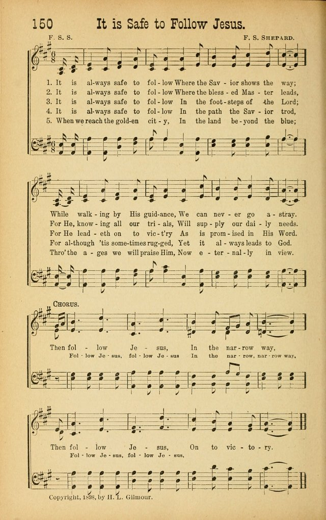 Song Praises: for Sunday schools, Epworth League meetings,Christian Endeavor and young people