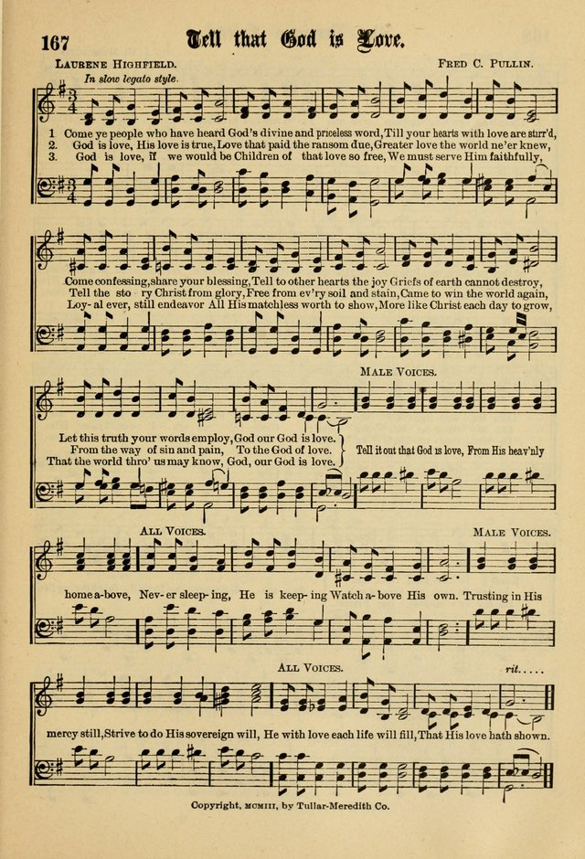 Sunday School Hymns No. 1 page 174