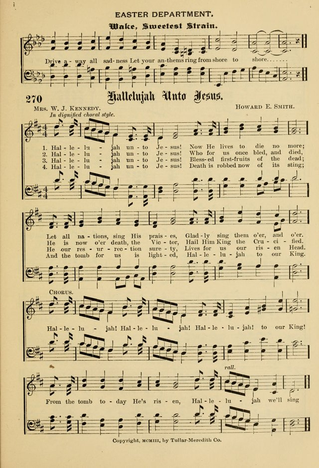 Sunday School Hymns No. 1 page 240
