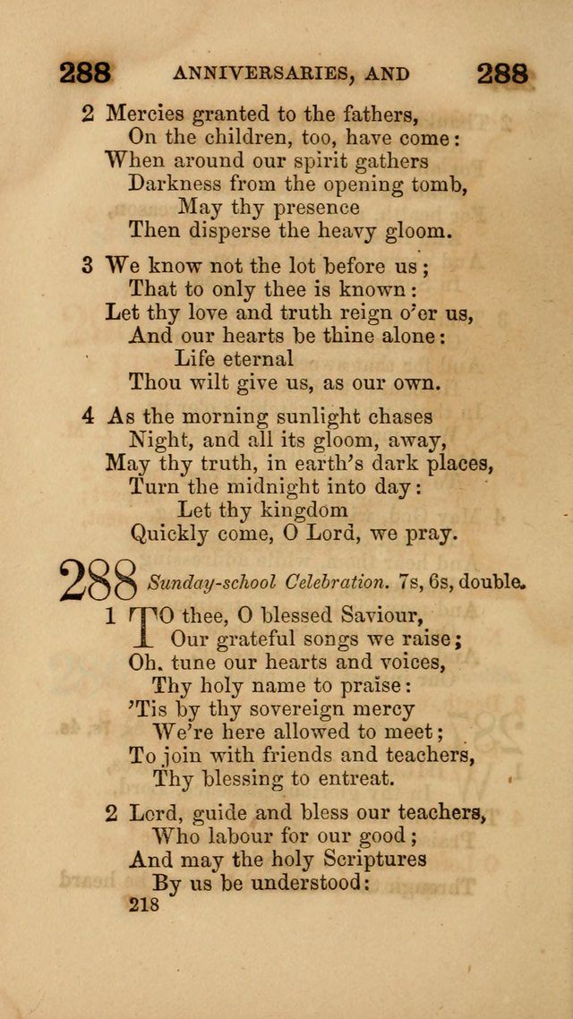 Sunday-School Hymns page 218