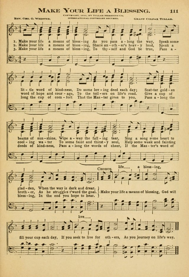 Sunday School Hymns No. 2 page 118