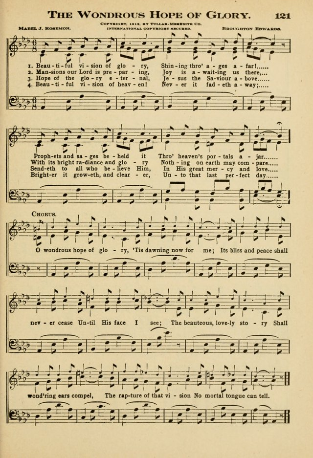 Sunday School Hymns No. 2 page 128