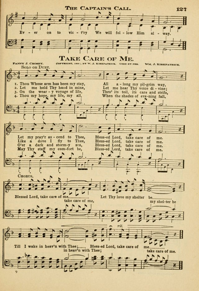Sunday School Hymns No. 2 page 134