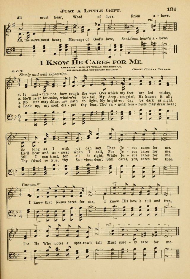 Sunday School Hymns No. 2 page 138