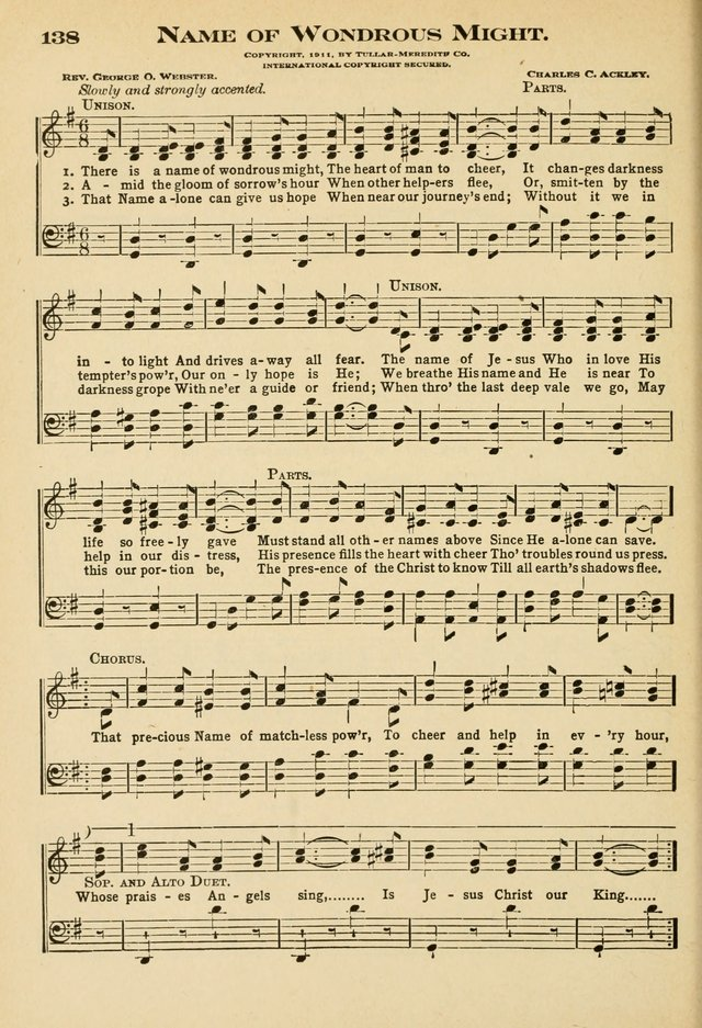Sunday School Hymns No. 2 page 145