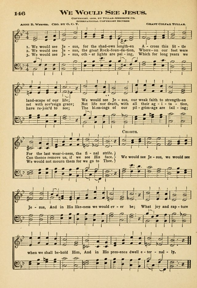 Sunday School Hymns No. 2 page 153